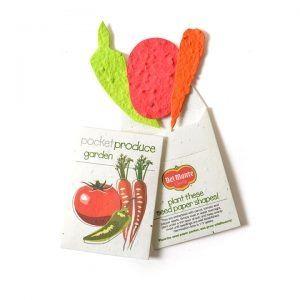 Vegetable Seed Paper