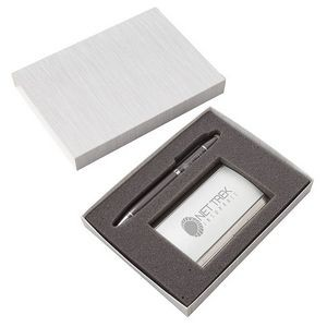 Remo Pen and Business Card Case Set