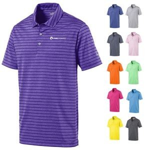 Puma Rotation Stripe Polo Shirt