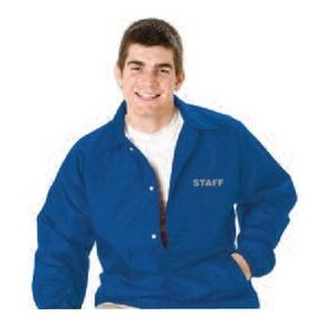 Lined Coach's Jacket -Adult